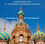 November In St. Petersburg