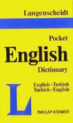İngilizce Türkçe - Türkçe İngilizce Cep Sözlüğü