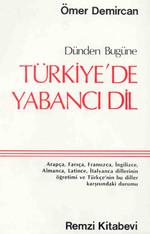 Türkiye'de Yabancı Dil