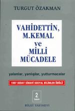 Vahidettin, Mustafa Kemal ve Milli Mücadele