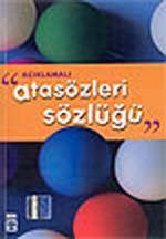 Atasözleri Sözlüğü-Kaynak ve Başvuru Kitapları-4-5 Sınıf