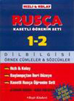 Rusça 1-2 / Audio CD'li Öğrenim Seti (2 Kitap-7 CD)