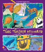 İlk Kitabını Kendin Boya - Türü Tükenen Hayvanlar