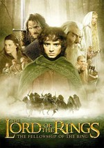 Lord Of The Rings Fellowship Of The Ring - Yüzüklerin Efendisi: Yüzük Kardeşliği