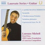 Guitar Recital By Lorenzo Micheli
