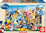 Educa The Wonderful World Of Disney 100'lük ' 12002 '