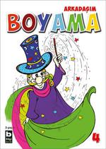 Arkadaşım Boyama 4