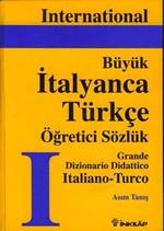 İnternational Büyük İtalyanca-Türkçe Sözlük