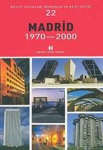 Madrid 1970-2000 Mimarlık ve Kent Dizisi 22