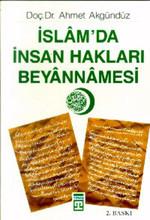 İslamda İnsan Hakları Beyannamesi
