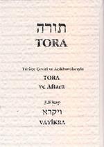 Tora ve Aftara 3. Kitap - Vayikra