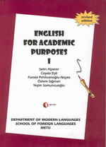 English For Academic Purposes 1