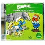 Şirinler Sezon 1 VCD 3 Disc 2