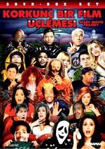 Scary Movie Trilogy - Korkunç Bir Film Üçlü Set