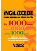 İngilizcede En Çok Kullanılan 3000 Sözcük