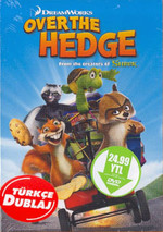 Over The Hedge - Orman Çetesi