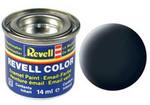 Revell Boya Siyah-Gri Mat 14 ml '32178'