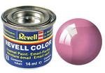 "Revell Boya red clear silk  14ml   ""32731"""
