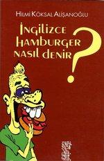 İngilizce Hamburger Nasıl Denir