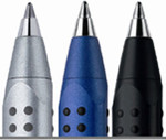 Faber-Castell Grip 2011 Tükenmez, Buzlu Siyah  - 5087144187