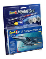 Revell  Uçak Model Set F-14D Super Tomcat '64049'