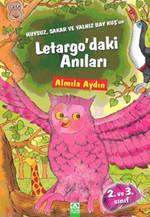 Huysuz,Sakar ve Yalnız Bay Kuşun Letargo'daki Anıları