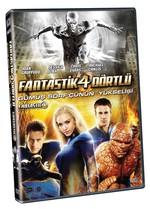 Fantastic Four: Rise Of The Silver Surfer - Fantastik Dörtlü: Gümüş Sörfçünün Yükselişi