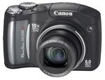 Canon Powershot SX100 IS Black Digital Fotoğraf Makinesi