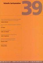 Felsefe Tartışmaları 39
