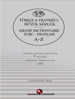 Türkçe & Fransızca Büyük Sözlük