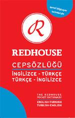Redhouse Cep Sözlüğü - İngilizce/Türkçe - Türkçe/İngilizce