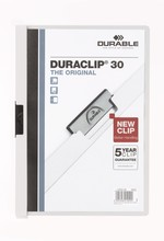 Durable Duraclip Original 30 Sf. Kapasiteli - Beyaz 2200-B