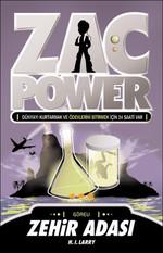 Zac Power 1 - Zehir Adası