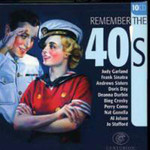 Remember The 40's-10 CD