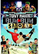 Tony Hawk Boom Boom Sabotage - Tony Hawk Bum Bum Sabotaj