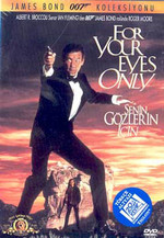 007 James Bond - For Your Eyes Only - Senin Gözlerin İçin (SERİ 13)