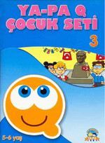 Q Çocuk Seti 3 (5-6)yaş