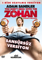 You Don't Mess With The Zohan - Zohan'a Bulaşma