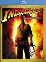 Indiana Jones And The Kingdom Of The Crystal Skull (Double)-Indiana Jones Kristal Kafatası Krallığı