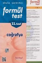 Formül 11. Sınıf Coğrafya Yaprak Test