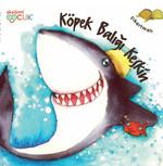 Köpek Balığı Keskin - Çıkartmalı