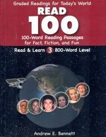 Read Learn-3:Graded Readings for Today's World Read 100