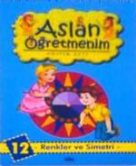 Aslan Öğretmenim Eğitim Seti - Renkler ve Simetri - 12