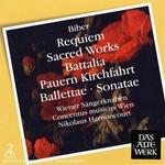 Biber: Requiem, Cantatas, Sonatae