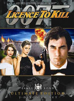 007 James Bond - Licence To Kill - Öldürme Yetkisi (SERI 18)