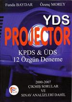 Pelikan YDS Projector KPDS&ÜDS 12 Özgün Deneme