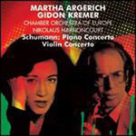 Schumann: Piano & Violin Concertos