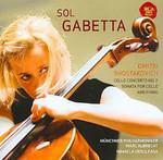 Cello Concerto No.2 Sonara for Cello and Piano