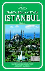 Harita İstanbul 50*70  İtalyanca