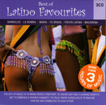 3CD Set Best Of Latino Favourites
